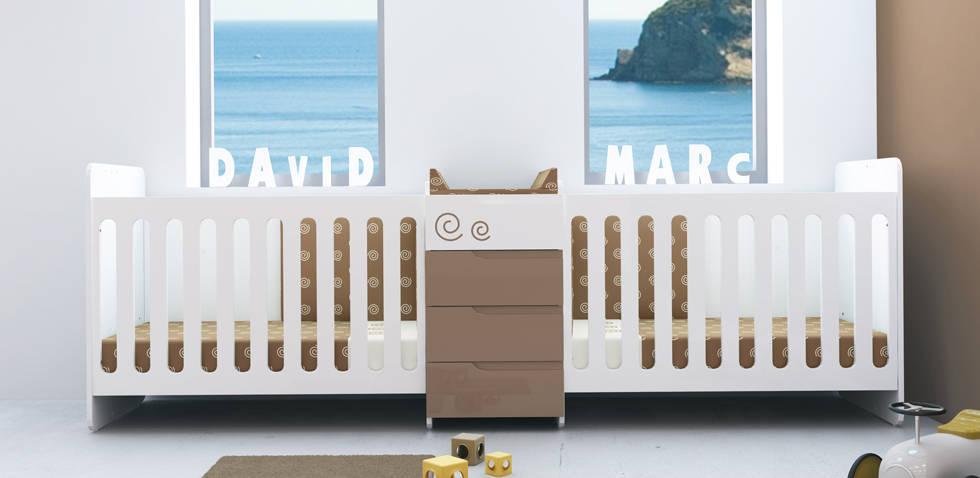 Davaus.net = Idee Chambre Jumeaux Mixte ~ Avec des idées ...