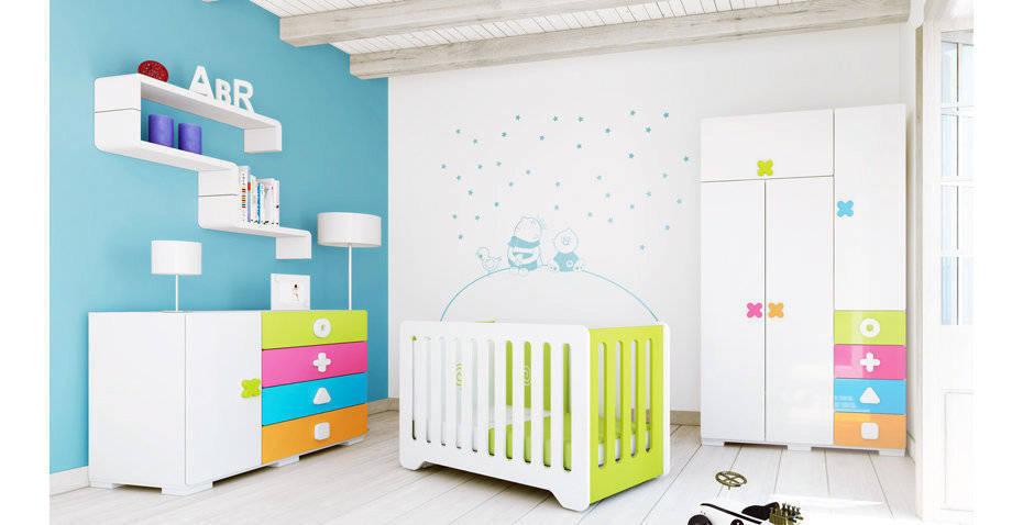 Chambre bébé complète pas cher à prix Auchan